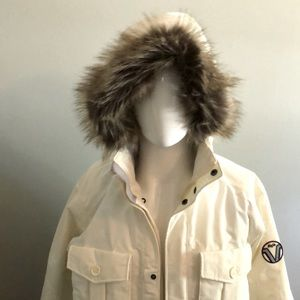 NEW Aigle Thermolite winter snow jacket